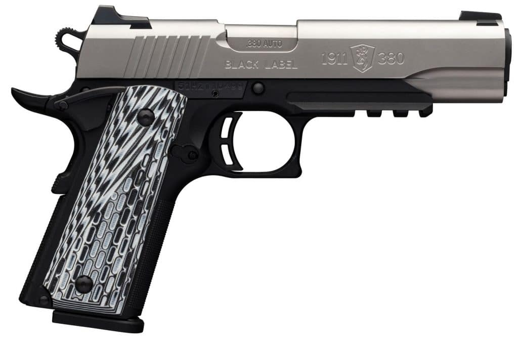 Best 1911 - Browning Pro Stainless
