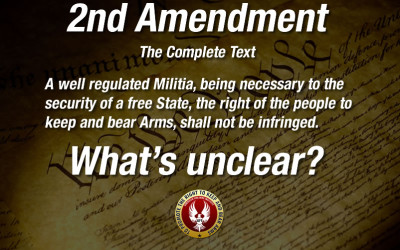 The 2nd Amendment (Complete Text)