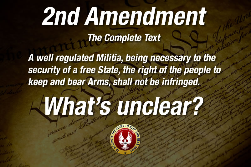 60nd Amendment Quotes American Firearms Extraordinary 2nd Amendment Quotes
