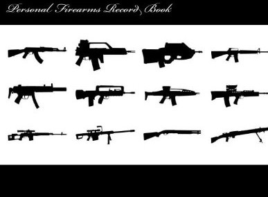 Personal Firearms Record Book