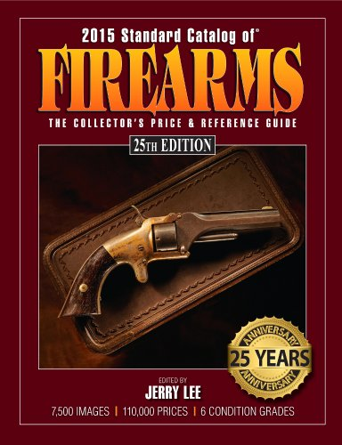 2015 Standard Catalog of Firearms
