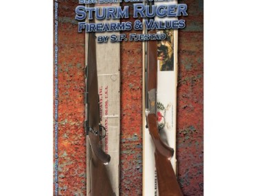 2nd Edition Blue Book Pocket Guide for Sturm Ruger Firearms & Values