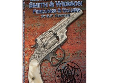 2nd Edition Blue Book Pocket Guide for Smith & Wesson Firearms & Values