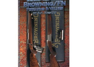 2nd Edition Blue Book Pocket Guide for Browning/FN Firearms & Values