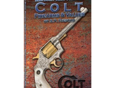 2nd Edition Blue Book Pocket Guide for Colt Firearms & Values