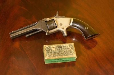 Smith & Wesson Model 1