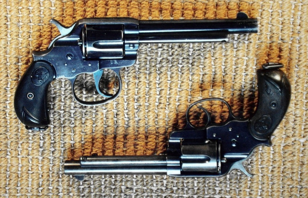 Colt M1878 Double  Action Army