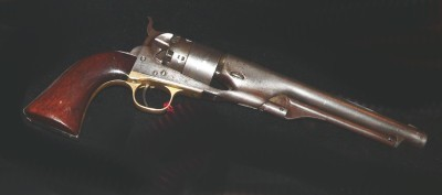 Colt New Army Model 1860