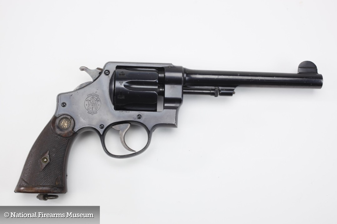 Smith & Wesson Hand Ejector 2nd Model