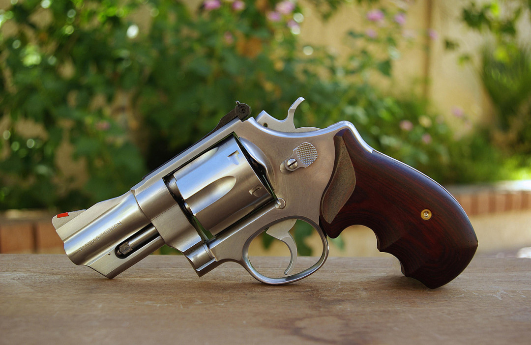 Smith & Wesson 624 (Horton Special)