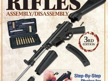 The Gun Digest Book of Rimfire Rifles Assembly/Disassembly: Step-by-Step Photos for 74 Models & Variables (Gun Digest Books) 228