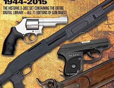 Gun Digest 1944-2015 3-Disc Set