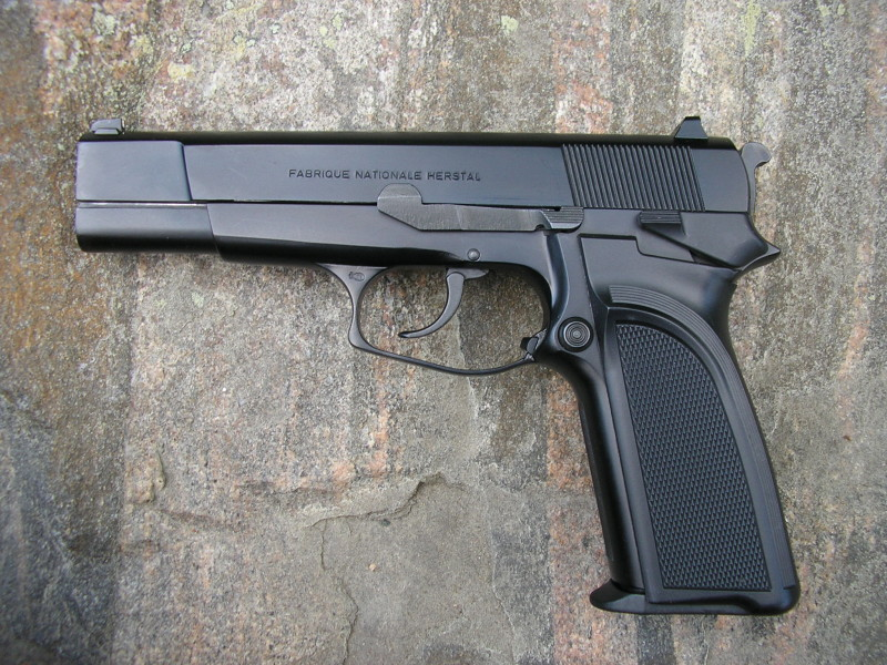 FN BDA (Browning Double Action)