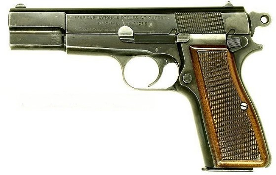 FN Browning High-Power