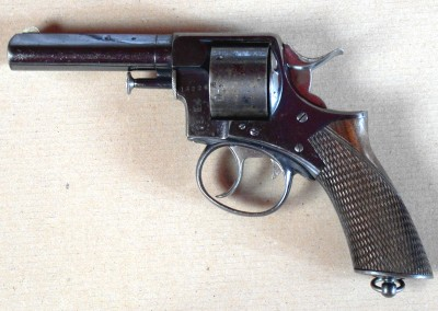 Webley RIC (Royal Irish Constabulary) 1868
