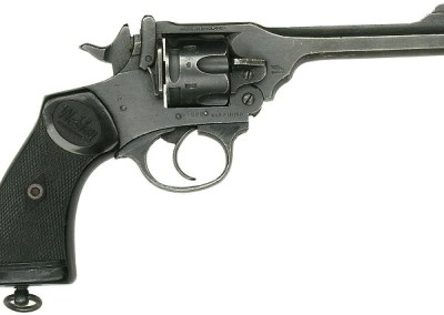 Webley & Scott Mark IV