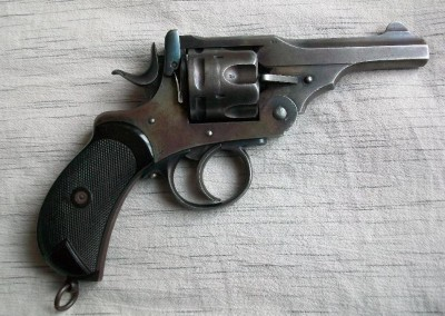 Webley & Scott Mark I