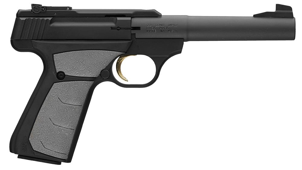 Best 22 pistol - Browning Buck Mark