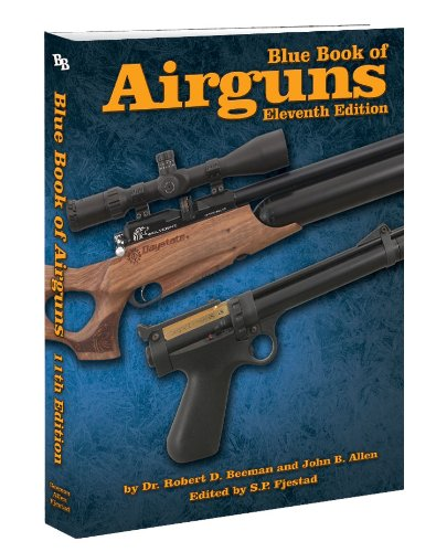 11th Edition Blue Book of Airguns
