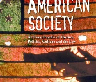 Guns In American Society: An Encyclopedia, Two Vol. Set