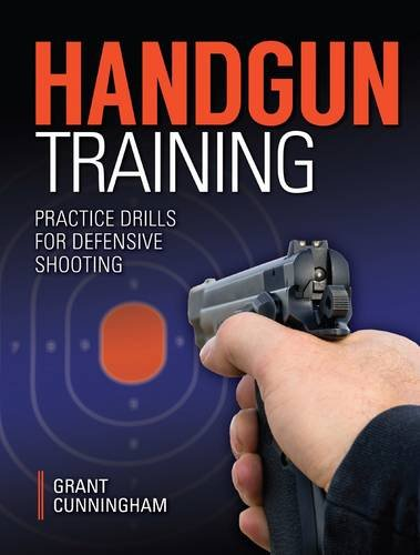 Handgun Training – Practice Drills For Defensive Shooting