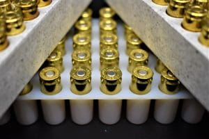 9mm ammo - cover