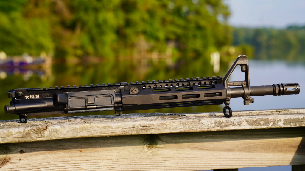 BCM AR-15 Upper Receiver, removed from lower
