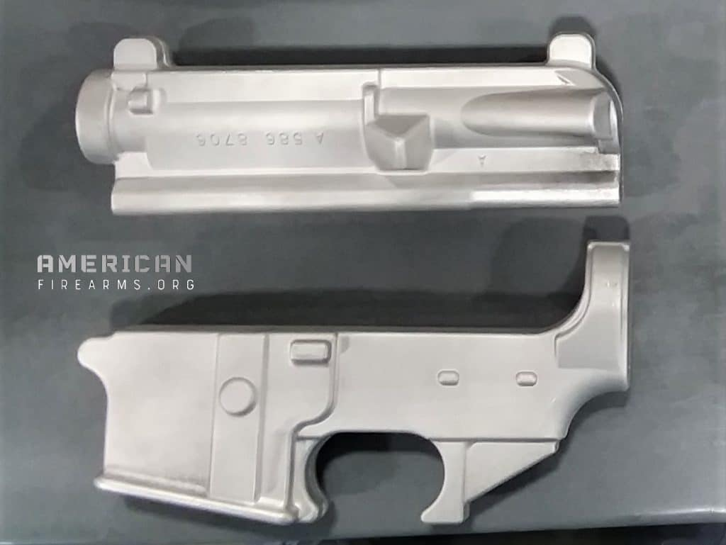 Best AR-15s - Unfinished AR lower and upper forgings