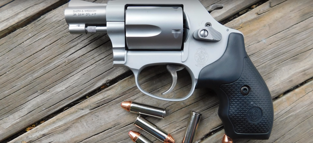 Best Concealed Carry_S-W M637 Airweight
