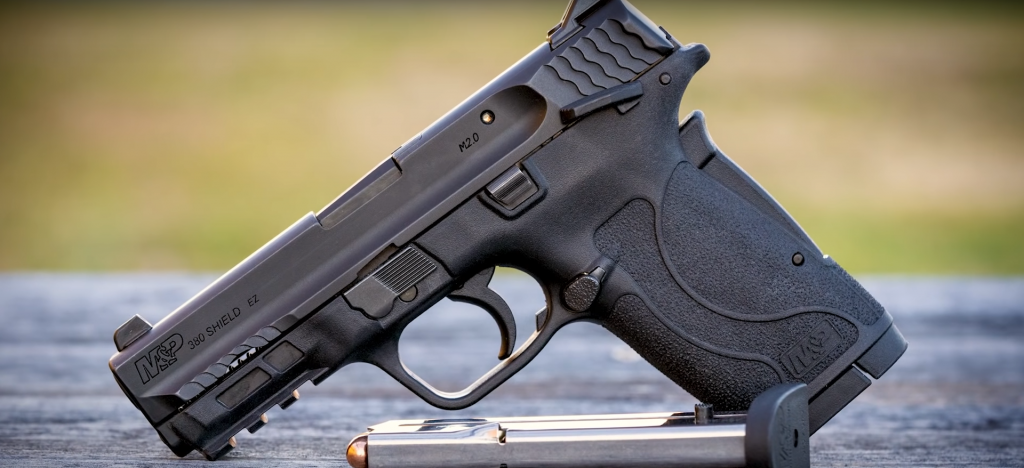 Best Concealed Carry_S-W M&P 380 Shield EZ