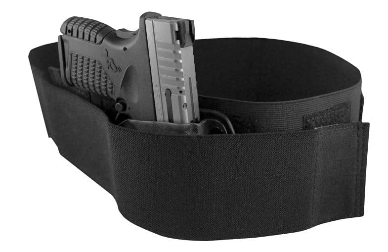 Best belly band holster CrossBreed Modular