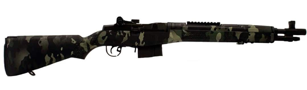 Best Scout Rifle - M1A SOCOM