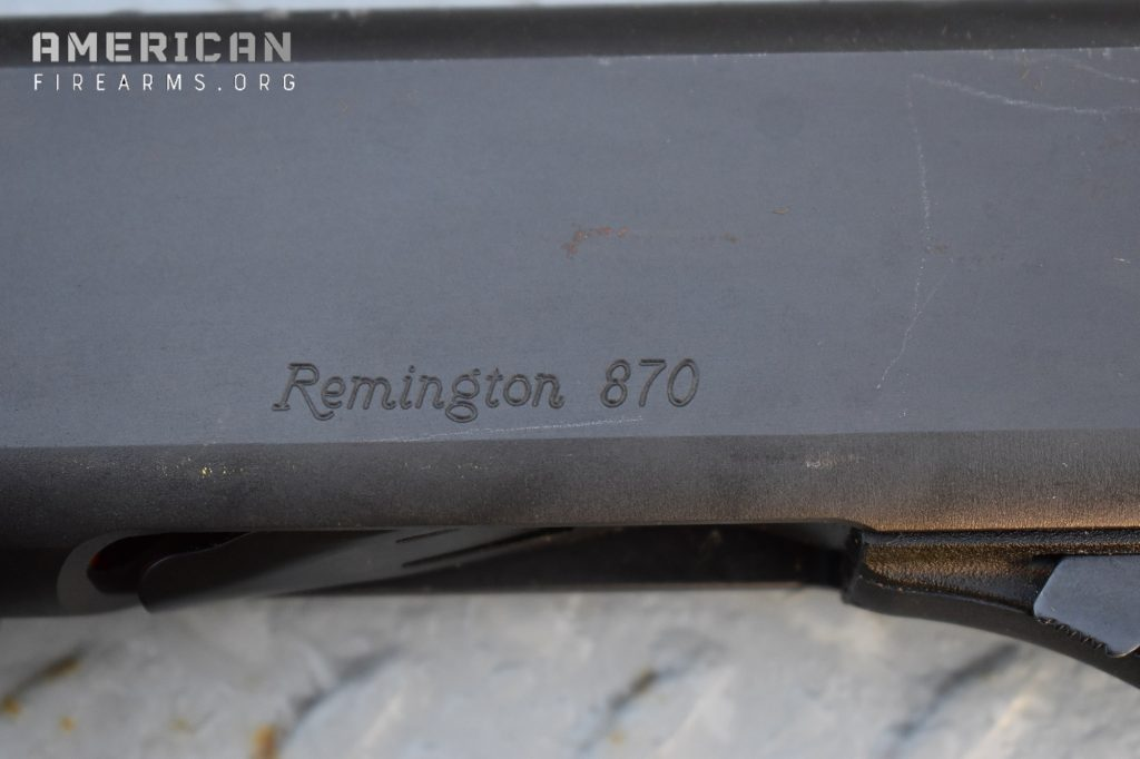 Best Tactical Shotguns - Remington 870 Engraved