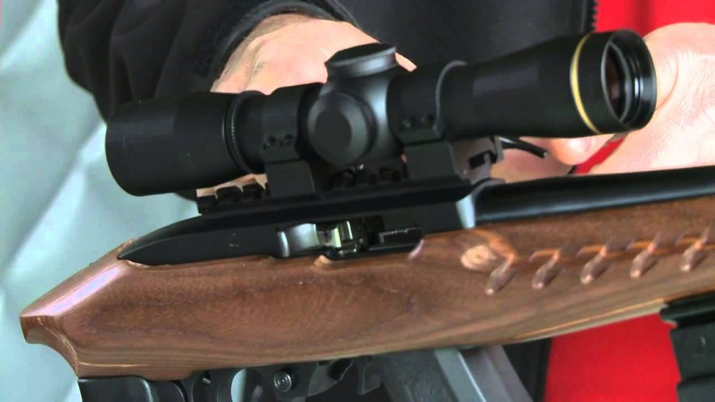 Charger Ruger Sight Mounted