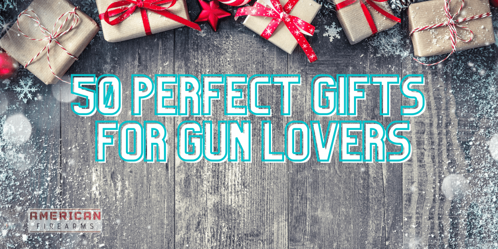 Cover Image - Gifts for Gun Lovers (Small)