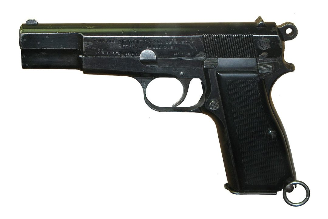 FN Browning High Power M1935