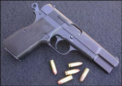 FN Browning Mark II