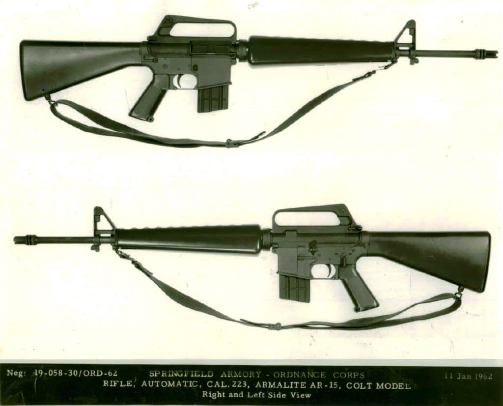 Best Ar-15s - AR-15 from 1962