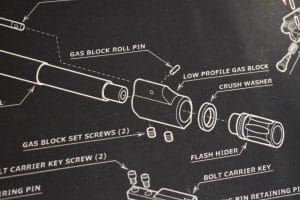 Firearms Glossary - Cover