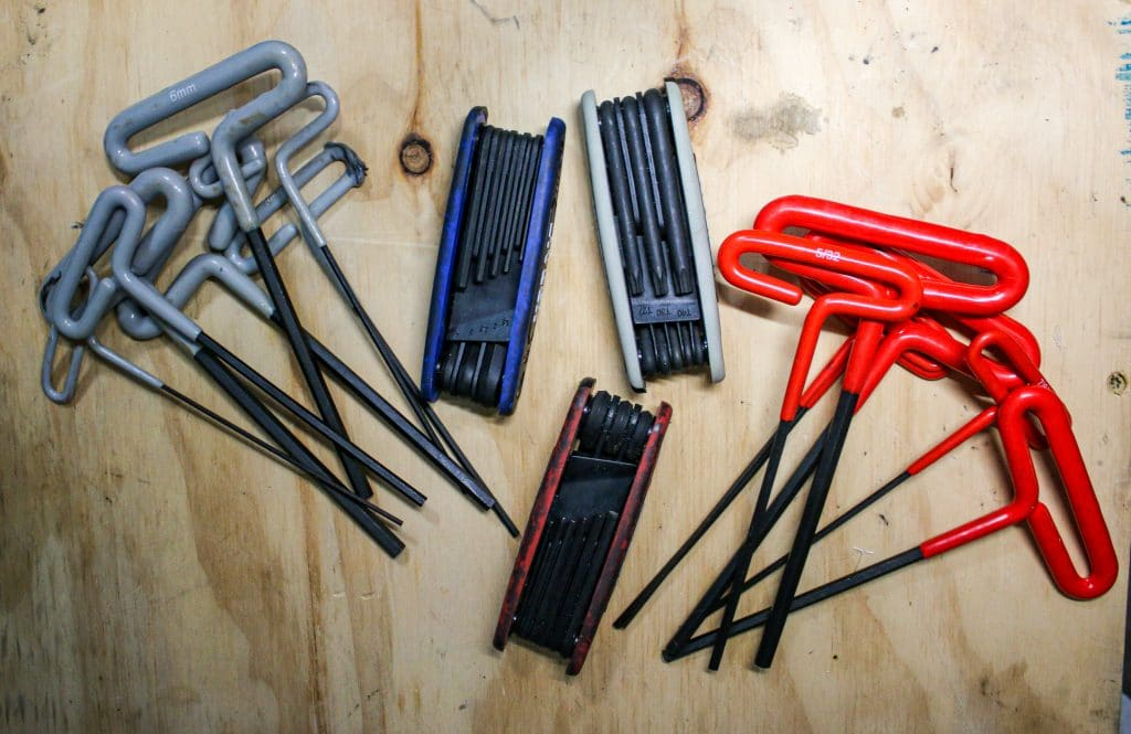 GiftsForGunLovers - Allen Wrenches