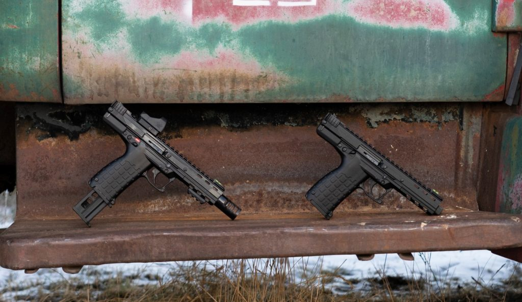 KelTec CP33 Review - Customized