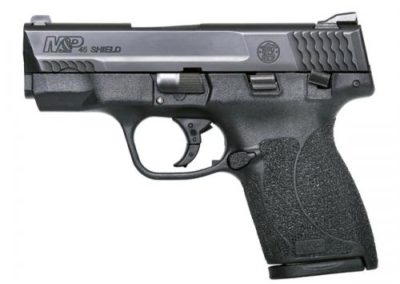 M&P 45 SHIELD Thumb Safety