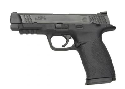 M&P 45 Thumb Safety