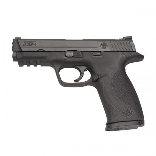 M&P 9 No Thumb Safety
