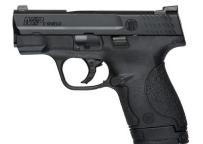 M&P 9 SHIELD TRITIUM NIGHT SIGHTS
