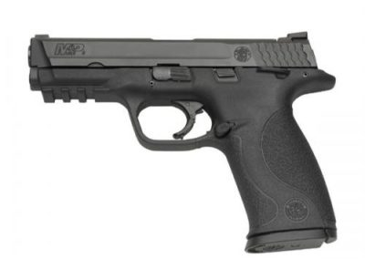 M&P 9 Thumb Safety