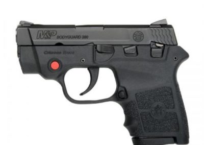 M&P BODYGUARD 380 Crimson Trace