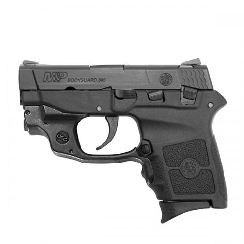 M&P BODYGUARD 380 Crimson Trace Green Laserguard