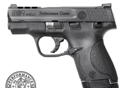 Performance Center Ported M&P 9 SHIELD Night Sights