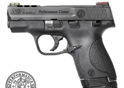 Performance Center Ported M&P 40 SHIELD